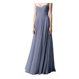 Jenny Yoo Adeline Bridesmaid Dress - Size 0